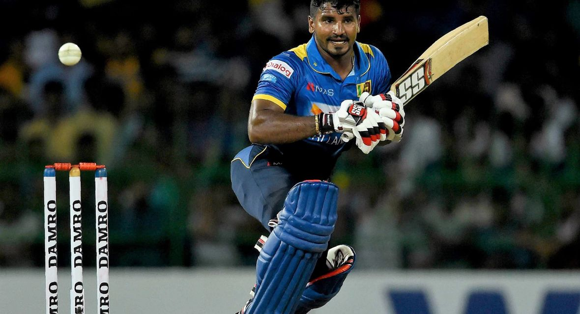 Kusal Perera cleared of doping charges
